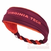Virginia Tech Twisted Fabric Headband