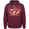 Virginia Tech UA ColdGear Fleece 2.0 Hoodie
