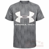 Virginia Tech Under Armour Training Tee