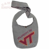 Virginia Tech Vintage Burnout Cross-Body Handbag