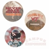 Virginia Tech Vintage Fan Magnets