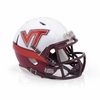 Virginia Tech White Effect 2015 Replica Mini Helmet by Riddell