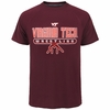 Virginia Tech Wrestling Performance Tee by Champion