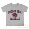 Virginia Tech Youth Baseball Tee