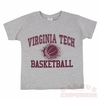 Virginia Tech Youth Basketball Shirt