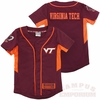 Virginia Tech Youth Fielder Baseball Jersey