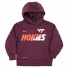 Virginia Tech Youth Fleece Hoodie