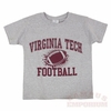 Virginia Tech Youth Football Tee