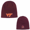Virginia Tech Youth Maroon Knit Cap