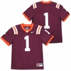 Virginia Tech Youth Replica Game Jersey