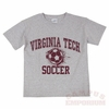 Virginia Tech Youth Soccer Tee
