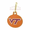 Virginia Tech Zipper Pull