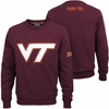 Virginia Tech Zone Crew Sweatshirt
