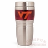 Virginia Tech 16oz Steel City Travel Tumbler
