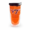 Virginia Tech 16oz Tervis Tumbler with Lid