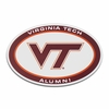 Virginia Tech Alumni Auto Magnet