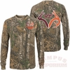 VT Antlers Long Sleeved Realtree Camo Tee