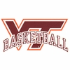 VT Basketball Decal