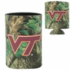 Virginia Tech Camouflage Folding Can Koozie
