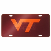 Virginia Tech Car License Plates & Accessories