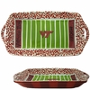 Virginia Tech Ceramic Stadium Platter