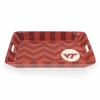 Virginia Tech Chevron Ceramic Mini Tray