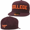 Virginia Tech College 5950 Hat by New Era