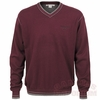 Virginia Tech Cutter Buck Knockout Sweater