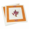 Virginia Tech Dinner Napkins