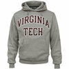 Virginia Tech Embroidered Twill Hooded Sweatshirt