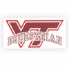 VT Equestrian Decal
