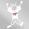 VT Family Decal- Dad