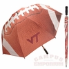 "VT Football 62"" Golf Umbrella"