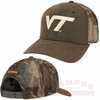 VT Garment Washed Camo Mesh Hat