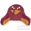 VT Hokie Bird Lounge Pillow