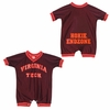 VT Hokie Endzone Infant Romper