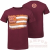 VT Hokie Pride Flag T-Shirt