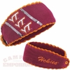 VT Hokies Sequin Knit Headband