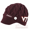 VT Hokies Womens Skybox Knit Hat