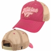 VT Hokies Womens Trucker Hat