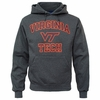 Virginia Tech Granite Hooded Sweatshirt
