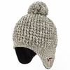 VT Knit Beanie with Earflaps