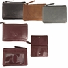 VT Leather Flap I.D. Wallet