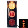 Virginia Tech Let's Go! Flashing Stop Light