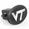 VT Logo Black Hitch Cover