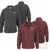 VT Men's Full Zip Collegiate Flanker from Columbia