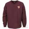 Virginia Tech Microfiber V-Neck Windshirt