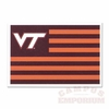 VT Nation Flag Magnet
