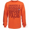 VT Never Fade Long Sleeved Tee by Adidas