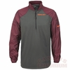 VT Nike Defender Half Zip Performance Top